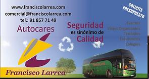Autocares Francisco Larrea Patrocinador Piratas Soto Basket