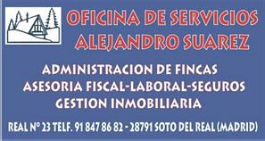 Oficina de Servicios Alejandro Suarez Patrocinador Piratas Soto Basket