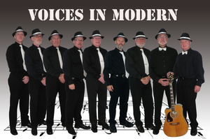 Voices in modern giver dig velklingende  Jazz, Swing, Barbershop, Pop, og Klassisk sang