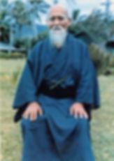Aïkido creator