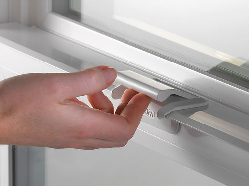 smarttouch window handle