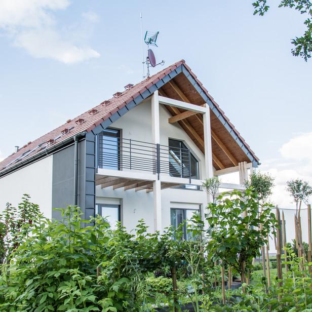 PRIVATE HOUSE IN ŚLĘZA