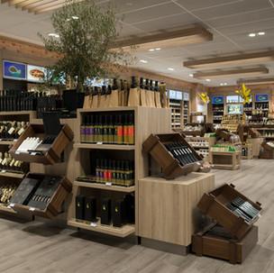 DUTY FREE SHOP, PULA AIRPORT , CROATIA