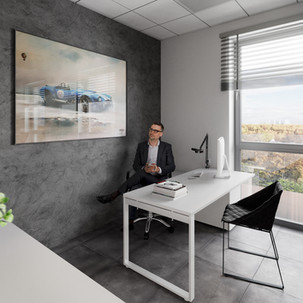 OFFICE IN WROCLAW, POLAND