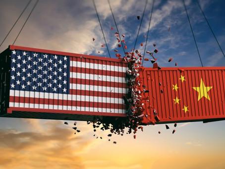 Tariffs trump polls for investors