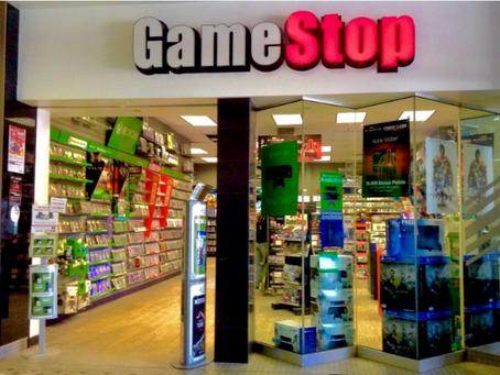 The GameStop phenomenon