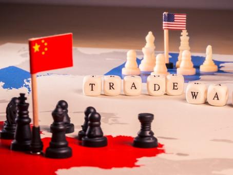 Tariff Tensions Taunt Traders