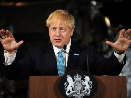 Boris, Brexit and the bail out blues