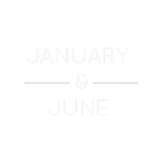 January & June logo