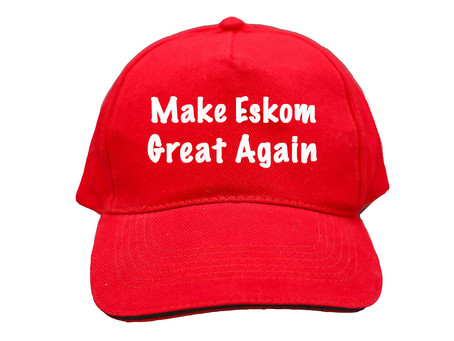 Make Eskom Great Again