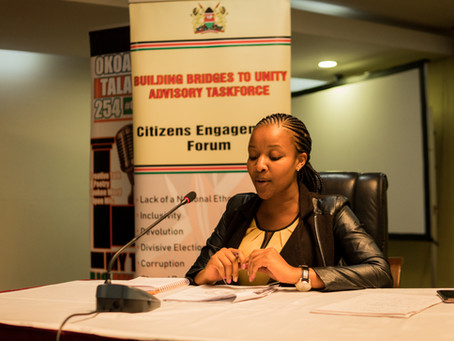 What is juicy for the Kenyan youth in the BBI report? (Viusasa News)