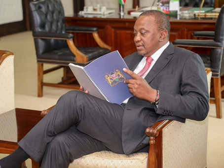 Uhuru appoints 30 experts as Senators table fresh BBI demands (The Star)
