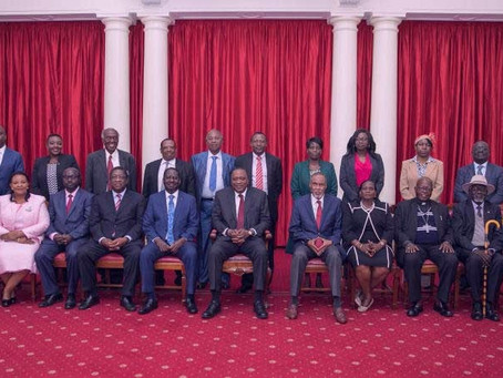 Kenyatta extends BBI term to formulate implementation roadmap (Capital FM)