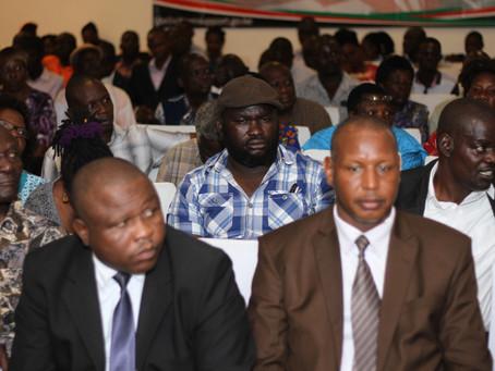 President Uhuru condemns 'unfortunate' division over BBI (Standard)