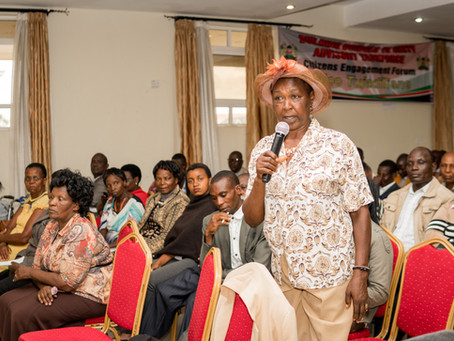 GEMA EXECUTIVE COUNCIL ROOT FOR EQUITABLE SHARING OF RESOURCES (Standard Media)