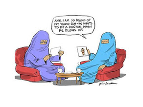 Vulnerbility Of Women To Radicalization | Citizen Support Mechanism