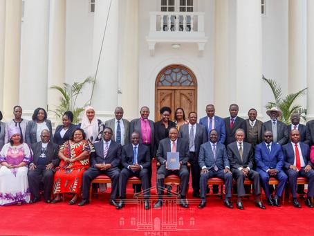 Kenya: Haji's BBI Team Tasked With Guiding Public Participation