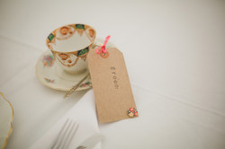 Vintage Tea Cup & Saucer