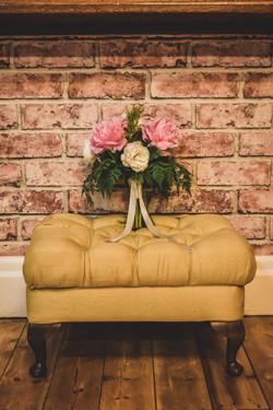 Beautiful Homegrown Bouquet