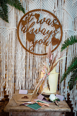 Rustic Styling
