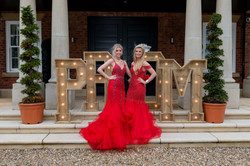 4ft Light Up PROM Letters