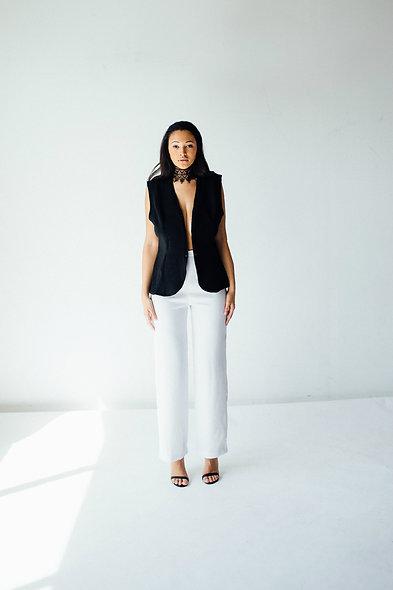 Clean Cut Basic Trouser