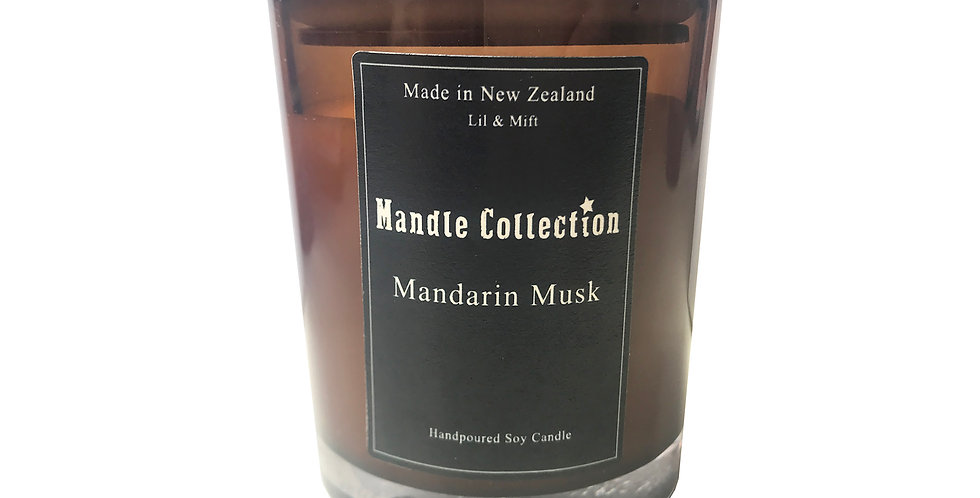 MANDLE Collection | Mandarin Musk