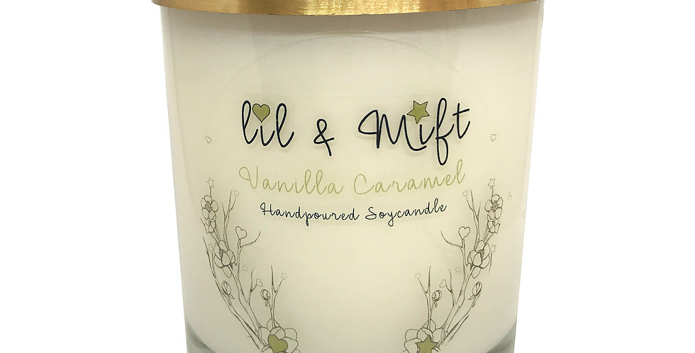 Lil Lux | Vanilla Caramel