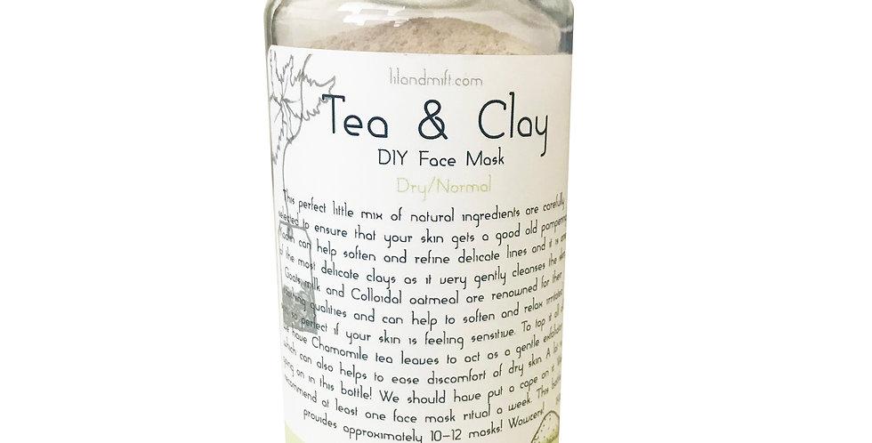 Tea & Clay | Chamomile & Kaolin