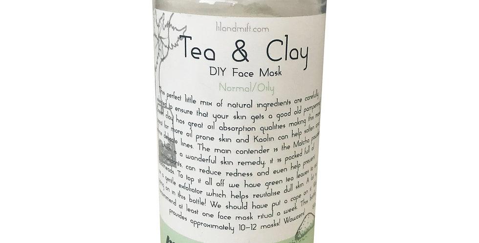 Tea & Clay | Matcha & Green