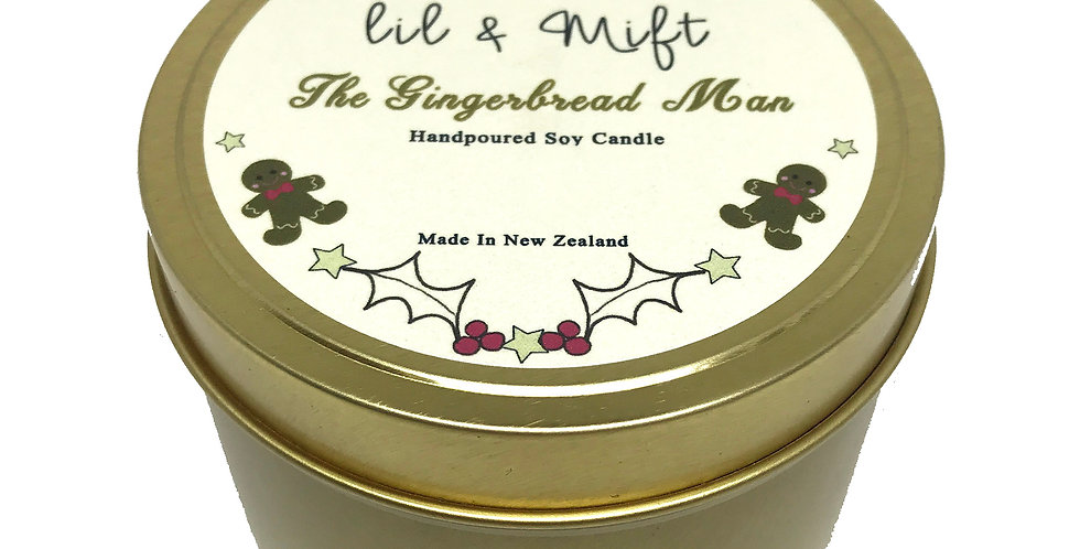 Christmas Collection | The Gingerbread Man