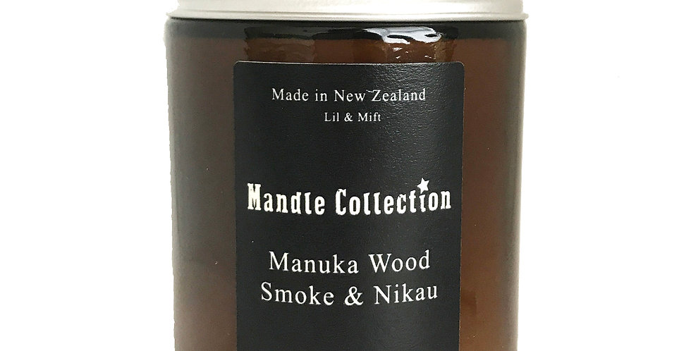 MANDLE Collection | Manuka Wood Smoke & Nikau