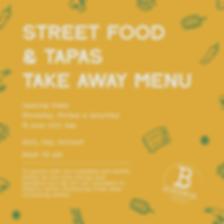 Bohemia - Street food menu - IG - V1 - 0