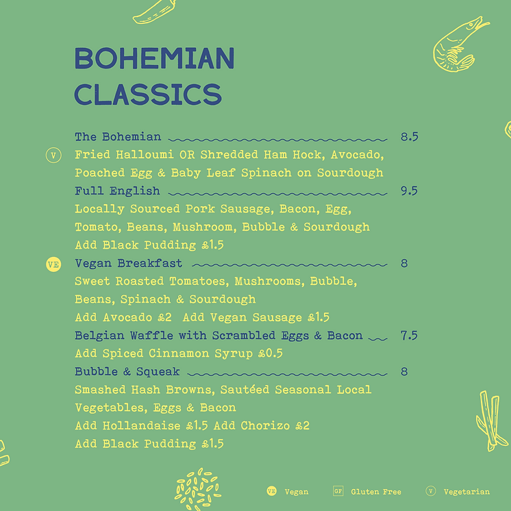 Bohemia - Menu - 09 2020 - V2 - IG - Day