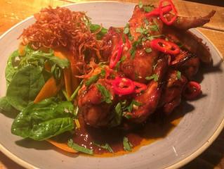 Bohemia Chinese Glazed Chicken Wings