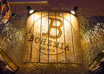 Bohemia St Neots Tapas Restaurant and Cafe