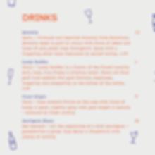 Bohemia - Street food menu - 07 2020 - V
