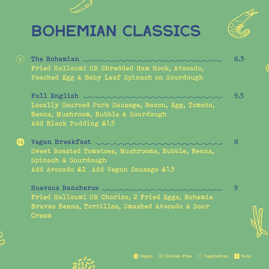 Bohemia - Menu - 2020 12 - IG - V1 - Boh