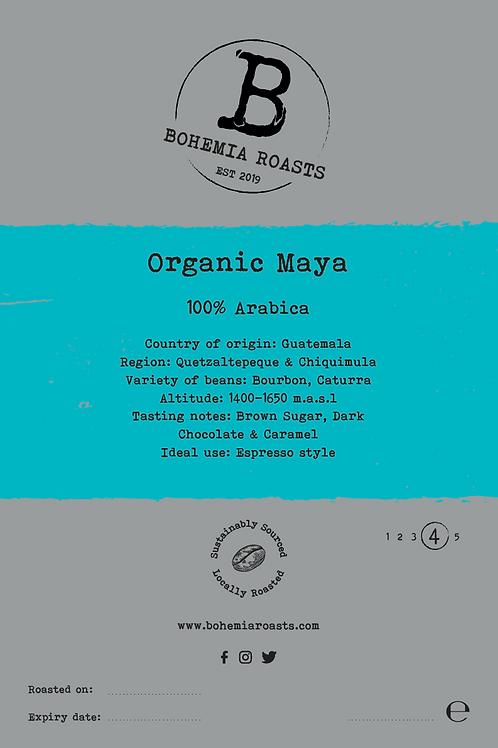 Organic Maya (Guatemala)