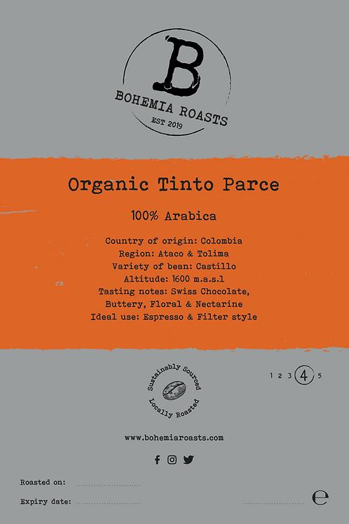 Organic Tinto Parce (Colombian)