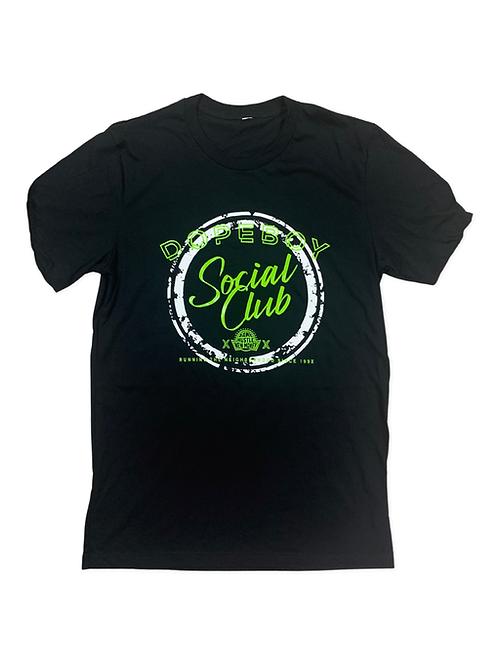 Dope Boy Social Club Tee