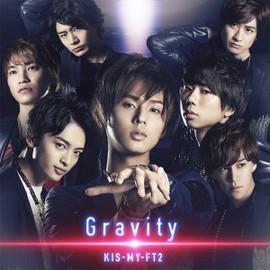 Kis-My-Ft2 「Gravity」 (Single CD) [2016/03/16]