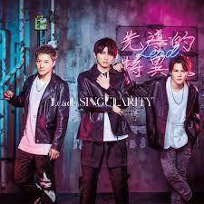 Lead「SINGULARITY」 (Album CD) [2020/3/18]