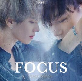 Jus2 「FOCUS -Japan Edition-」 (Album CD) [2019/4/10]