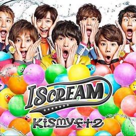 Kis-My-Ft2 「I SCREAM」 (Album CD) [2016/06/22]
