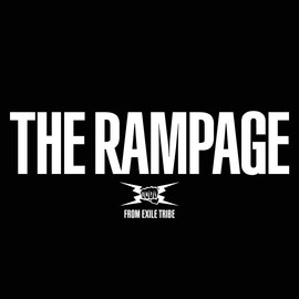 THE RAMPAGE from EXILE TRIBE 「THE RAMPAGE」 (Album CD) [2018/9/12]