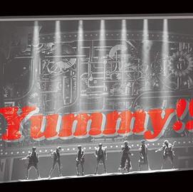 Kis-My-Ft2 「LIVE TOUR 2018 Yummy!! you&me」 (DVD & Blu-ray)  [2018/11/28]