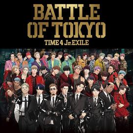 V. A.「BATTLE OF TOKYO  TIME4 Jr.EXILE」 (Album CD) [2021/6/23]