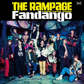 THE RAMPAGE from EXILE TRIBE 「Fandango」 (Single CD) [2018/4/25]