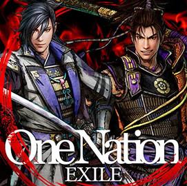 EXILE「One Nation」 (Digital Single) [2021/5/27]
